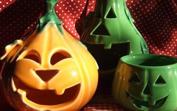Halloween tökmécsesek